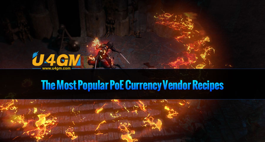 The Most Popular Poe Currency Vendor Recipes Ugooi Divination